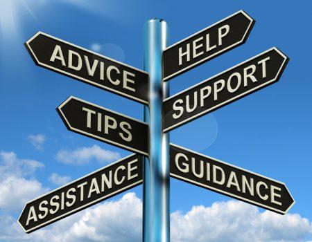 Advice agencies