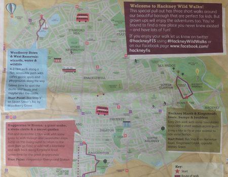 Hackney Wild Walks