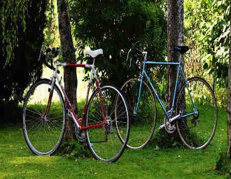 Cycling in Hackney