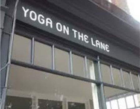 Yoga On The Lane