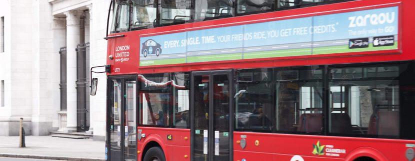 Hackney bus