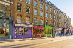 Non-Essential Hackney Shops Prepare To Reopen