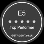 E5 Top Performer Award
